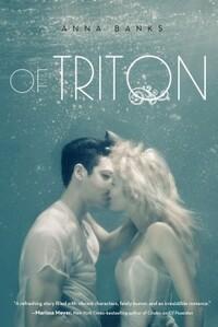 Couverture : L'Héritage des Syrénas, tome 2 : Triton