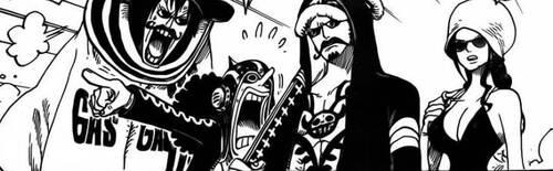 Hypothèses pour le chapitre 711 de One Piece