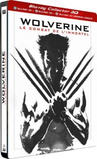 [Blu-ray 3D] Wolverine : le combat de l'immortel (The Wolverine)