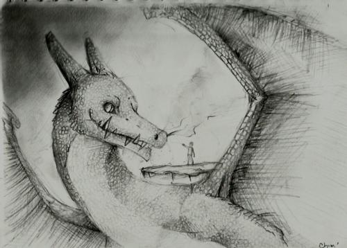 3eme dragon...