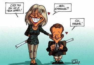 Bibi et Manu, couple avide de pouvoirs ...