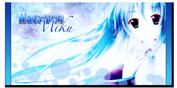 Signa Hatsune Miku