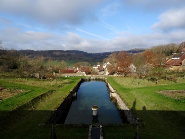 Bussy-Rabutin, château gourmand....