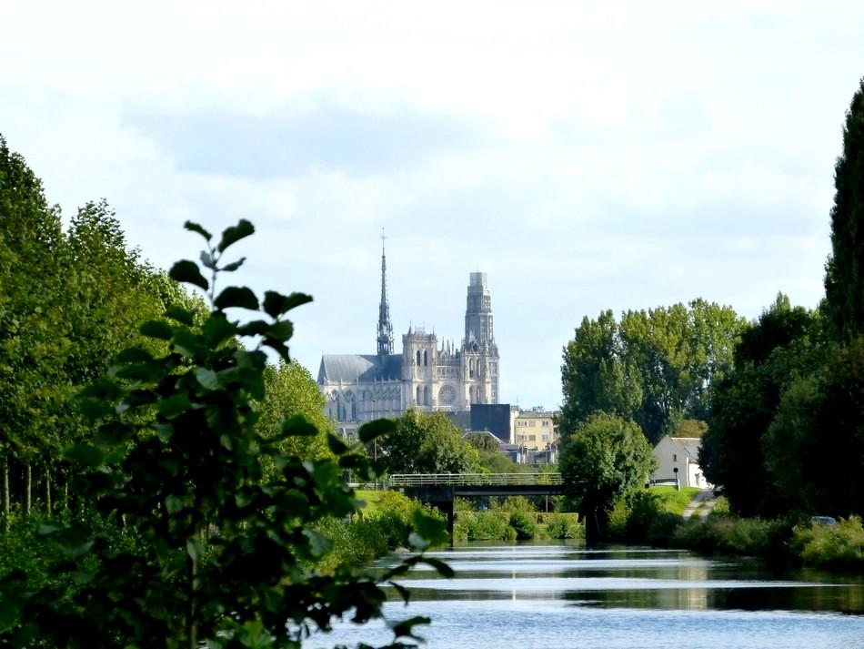 Amiens, la nature en ville