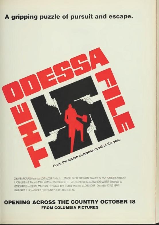 BOX OFFICE USA DU 17/10/1974 AU 23/10/1974