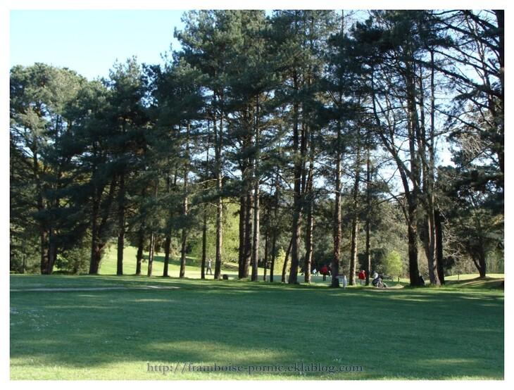 Golf de Pornic initiation gratuite les 20 et 21 avril 2012