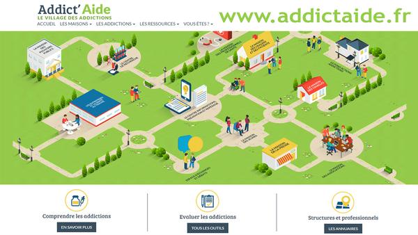 Les Addictions : Comprendre - Evaluer - Contacter les professionnels