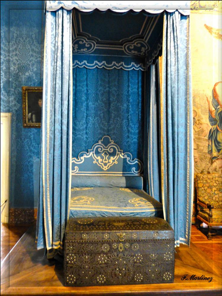 Chambre de la reine (apapartement de Marie-Thérèse d'Autriche)