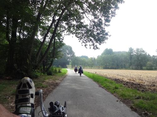 Lundi 16 juillet Ingolstadt – Straubing