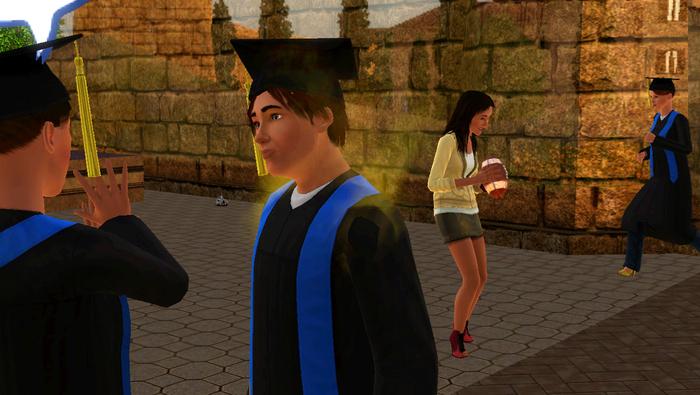 Chapitre 20 : Rupture et départ pour l'université
