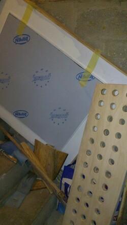 Préparation des bancs de cokpit