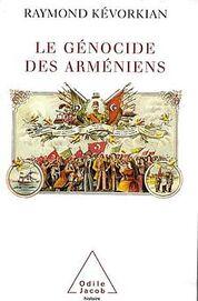 Couverture du livre : Le Génocide des Arméniens