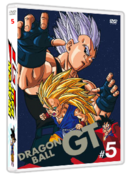 DRAGON BALL GT - ARC BABY