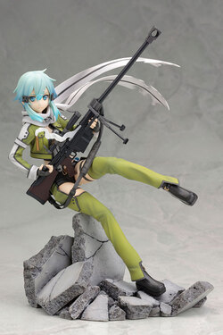 Figurine de Shinon - Sword art Online