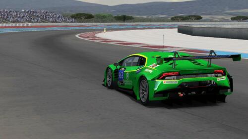 Grasser Racing - Lamborghini Huracan