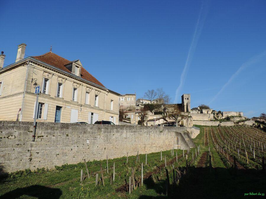 Saint Emilion en Gironde