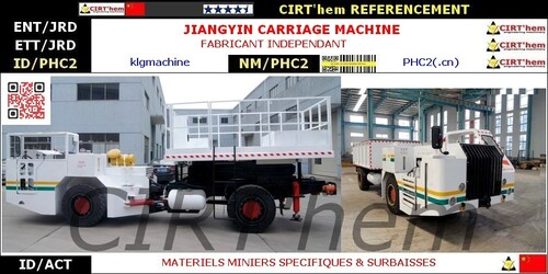 JIANGYIN CARRIAGE MACHINE