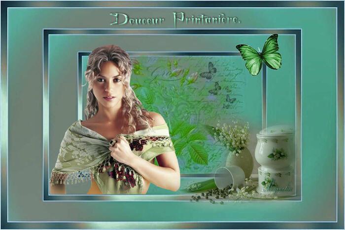 Douceur Printannière