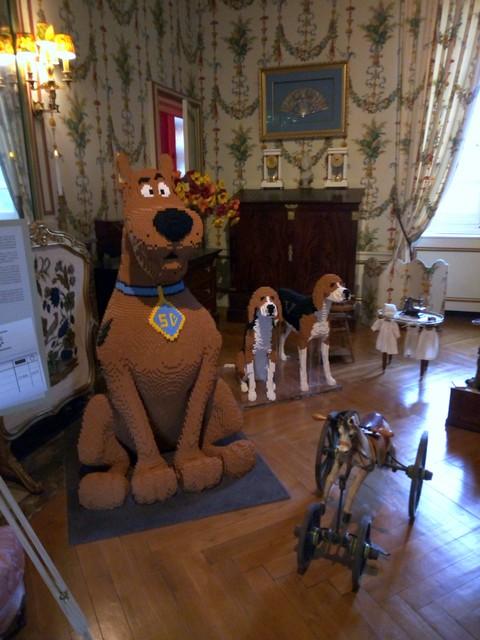 Les chiens de Cheverny