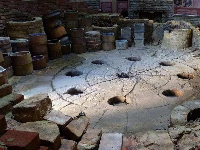 Le four à faïence de Sarreguemines 6 mp1357 2010