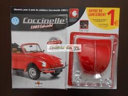 N° 1 Montez la VW Coccinelle 1303 Cabriolet