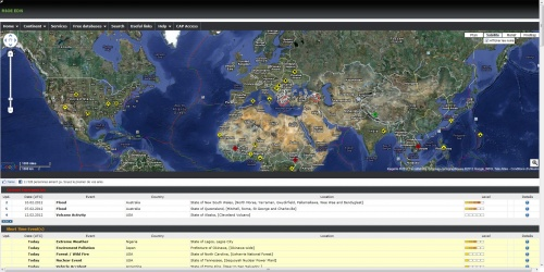RSOE Emergency ans Disaster Information Service (EDIS)