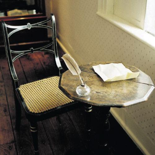 Raison ou sentiments?....la table de Jane Austen