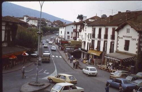 St Jean Pied de Port - Aout 1982