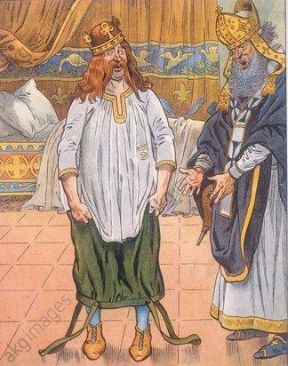 Le bon roi Philibert...
