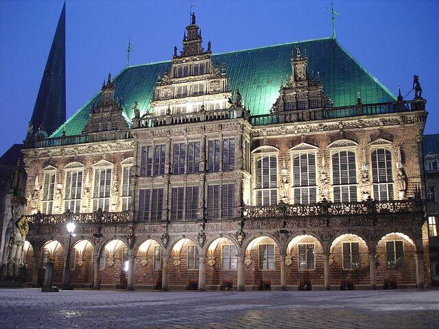 Blog de lisezmoi : Hello! Bienvenue sur mon blog!, L'allemagne : le Land de Brême - Brême -