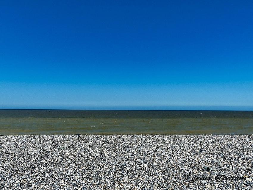 Sur les planches de Cayeux sur Mer