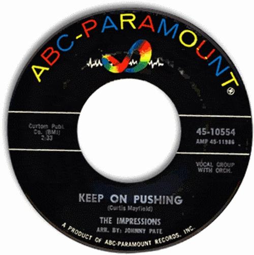 1964 : Single SP ABC Paramount Records 10554 [ US ]