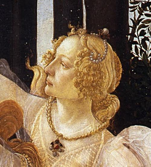 La belle Simonetta Vespucci (Sandro Botticelli)