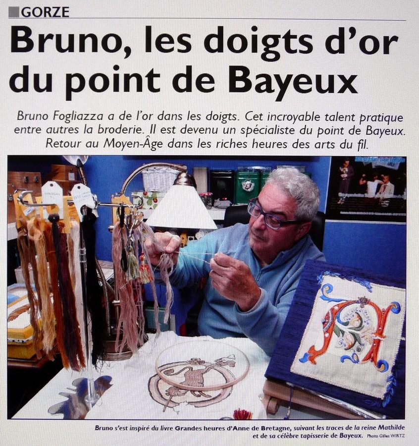 Bruno Agruidd et le Moyen Age