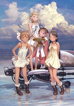 Last Exile ~Ginyoku no Fam~ Over the Wishes