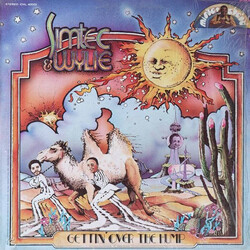 Simtec & Wylie - Gettin' Over The Hump - Complete LP