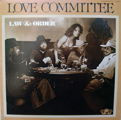 Love Committee - Law & Order - Complete LP