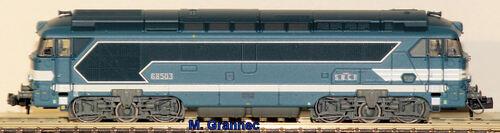 Nouvelles A1A A1A 68000 Mabar-Hobby 66