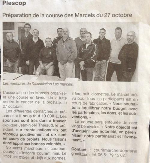 "Les ""Marcels"" de Plescop - Dimanche 27 octobre 2013"