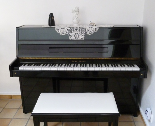 Mon Piano acoustique
