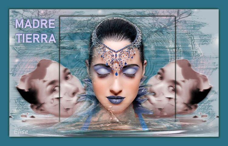 Madre Tierra de Silvina chez Evanescence