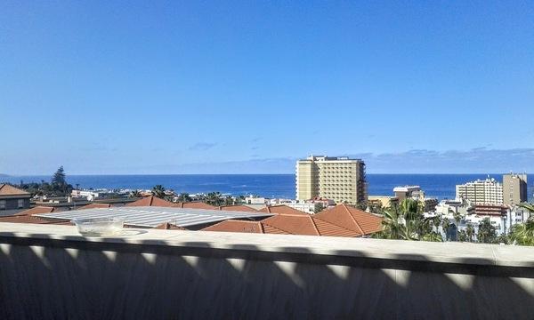 Auourd' hui, le 3 janvier 2015, à Puerto de La Cruz ...