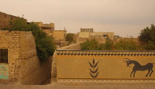 Dans les rues de Kashan
