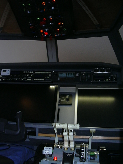 Fabrication de overhead panel