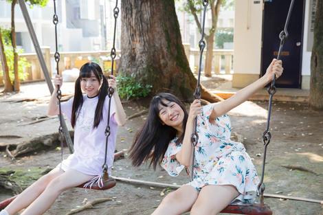 Models Collection : ( [TOKYO IDOL NET] - |2015.07.20| PORTRAIT / Omoka Chiba/千葉思佳 ( Petit PASSPO☆/ぷちぱすぽ☆ ) )