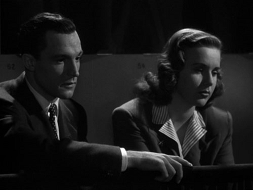 Vacances de Noël, Christmas holiday, Robert Siodmak, 1944.