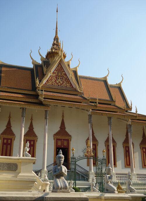 Cambodge: de Phnom Penh à Kampot