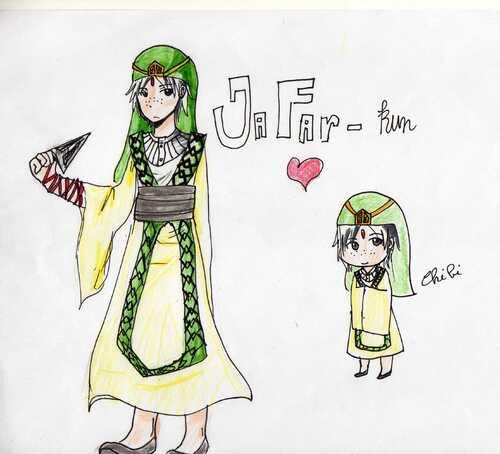 magi -jafar-