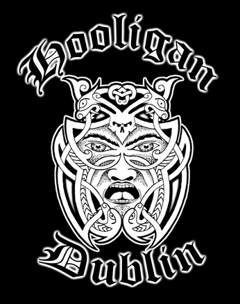 The Hooligan - Le logo