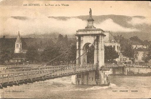 Seyssel, Notre-Dame du Rhône